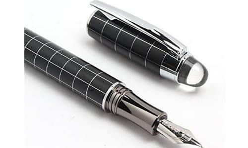 GOLD LEAF New 79 Designer Starwalker Cross Line Fountain Pen