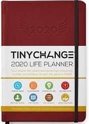 TINYCHANGE 2020 Planner Diary