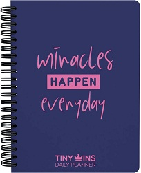 TinyChange TinyWins Daily Planner