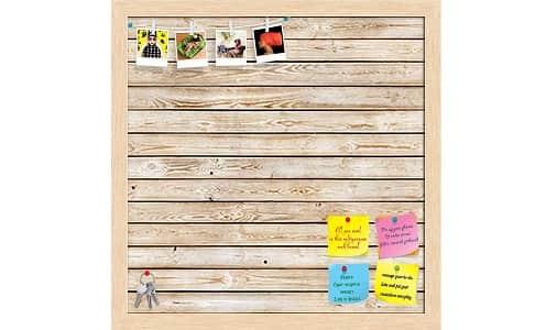 Artzfolio Natural Texture Printed Bulletin Board