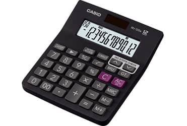 Casio MJ-12DA Desktop Calculator