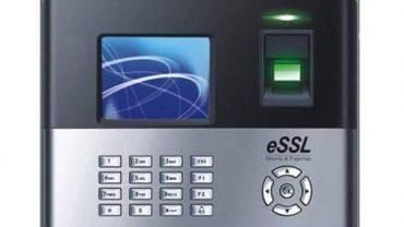 ESSL X990 standalone biometric attendance system