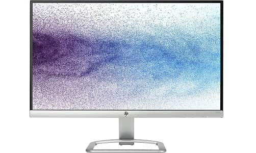 HP 21.5-inch (54.6 cm) Edge to Edge LED Backlit Computer Monitor