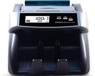 Kores easy count 440 notes counting machine