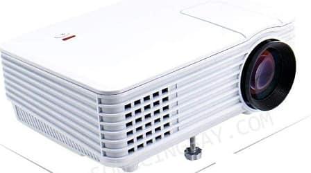 Ooze Punnkk P5 800 Lumens projector