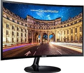 Samsung Curved LED Backlit Computer Monitor