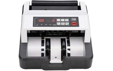 TVS Electronics Cash Counting Machine